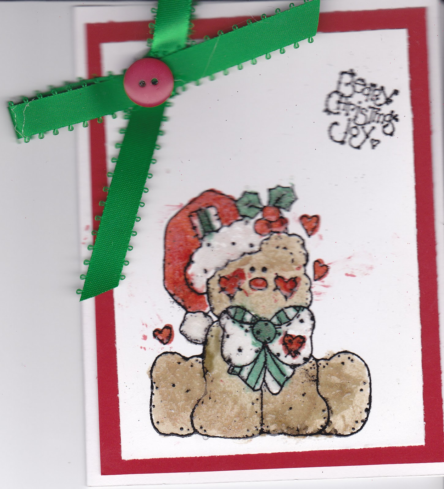 It's just an image of Dashing Christmas in July Cards